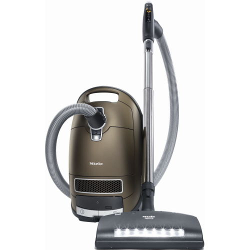 Miele C3 Brilliant  * high suction power - 1,200 w  * gentle on delicate hard floors flexible parquet twister ( xL )  * maximum air hygiene with HEPA air clean filter  * easy-fit floor head - illuminated parking system  * lights up every corner - height adjustable electrobrush with LEDs