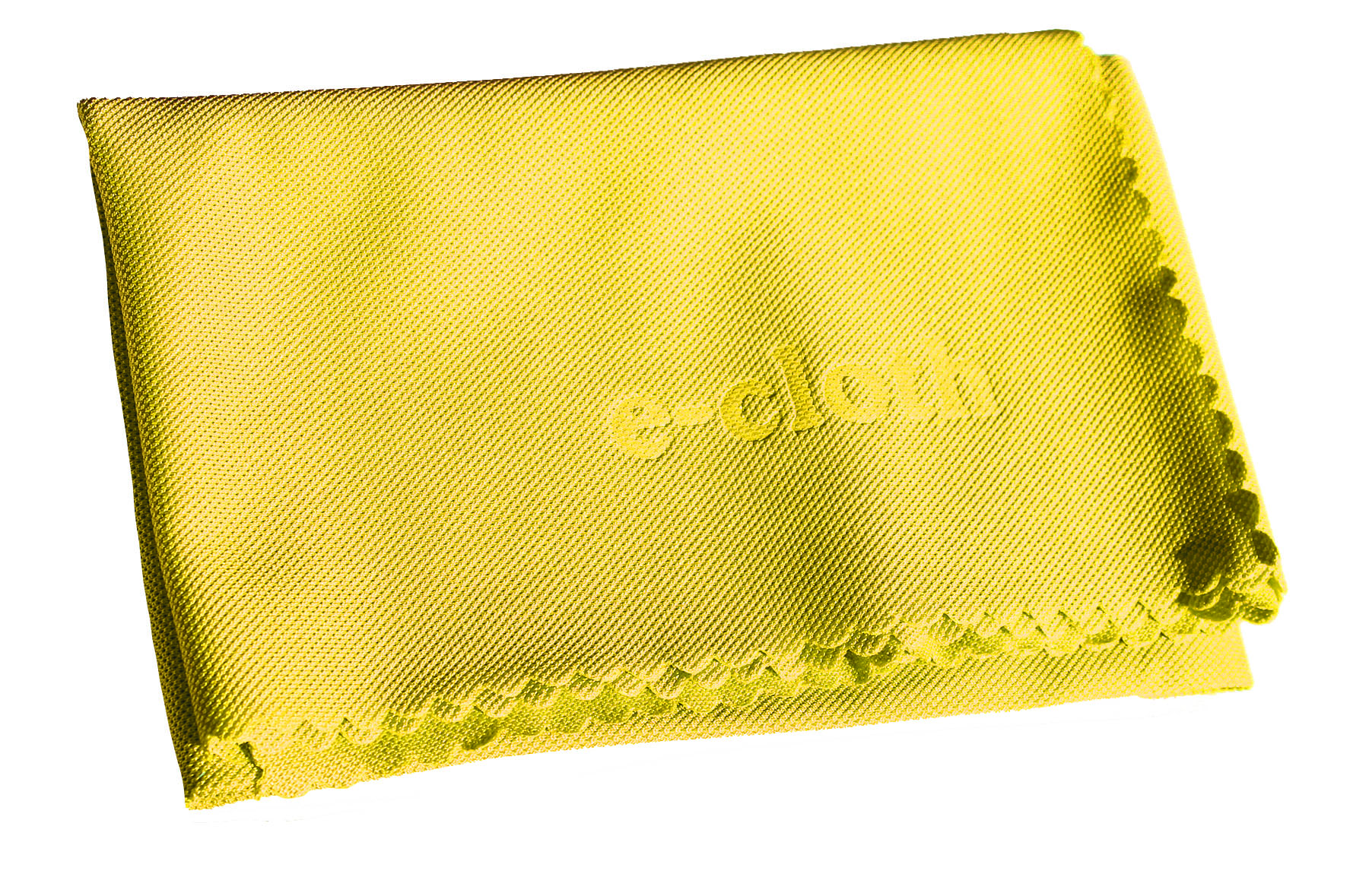 glass & polishing cloth ( assorted Colors )  Daffodil ( pictured )  alaskan blue, lime, & raspberry ( also available )