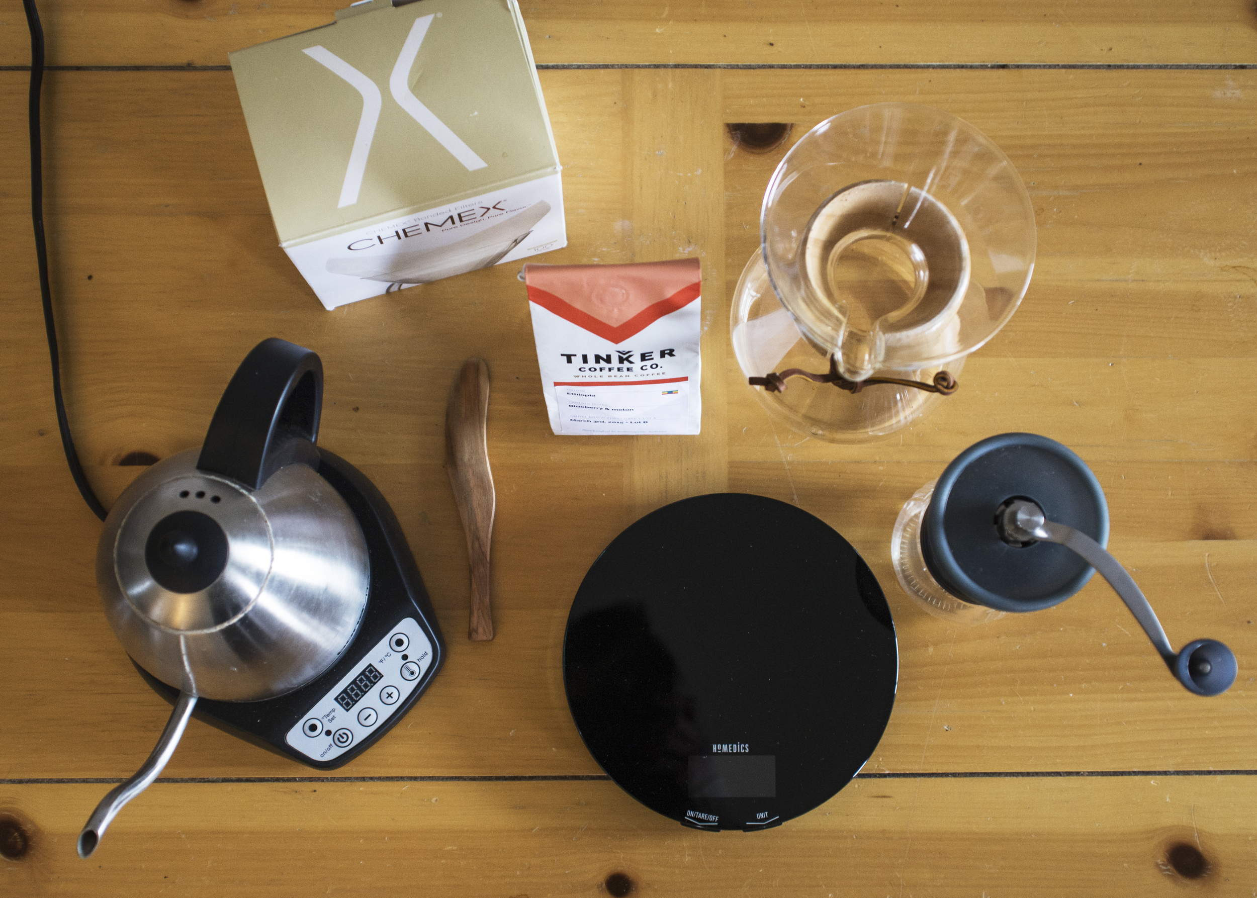 chemex overview