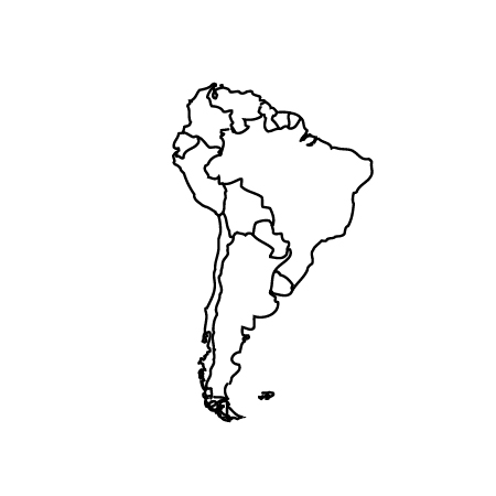 Tinker South America