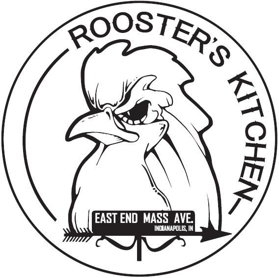 tinker coffee roosters kitchen