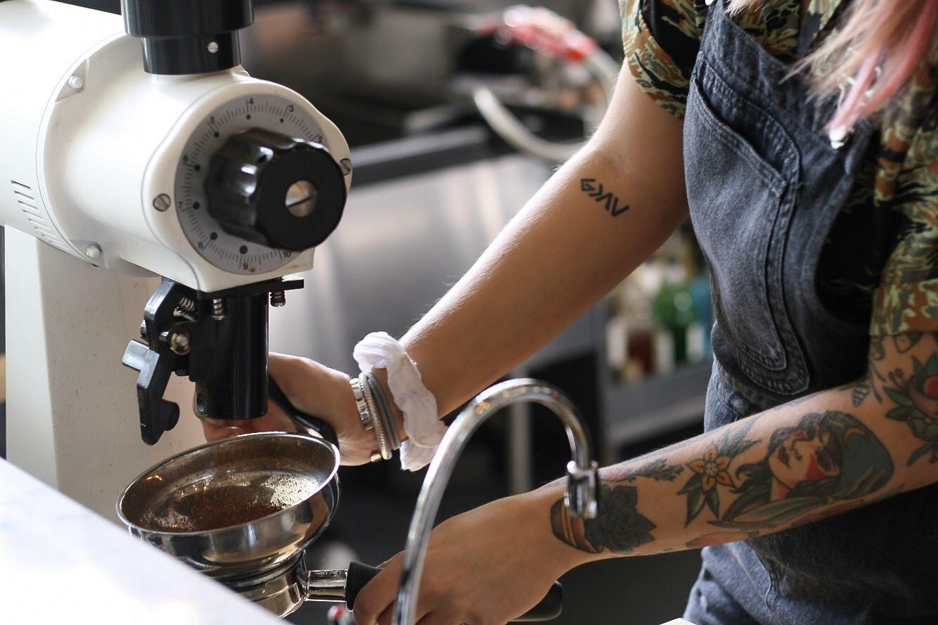 tinker coffee ek43