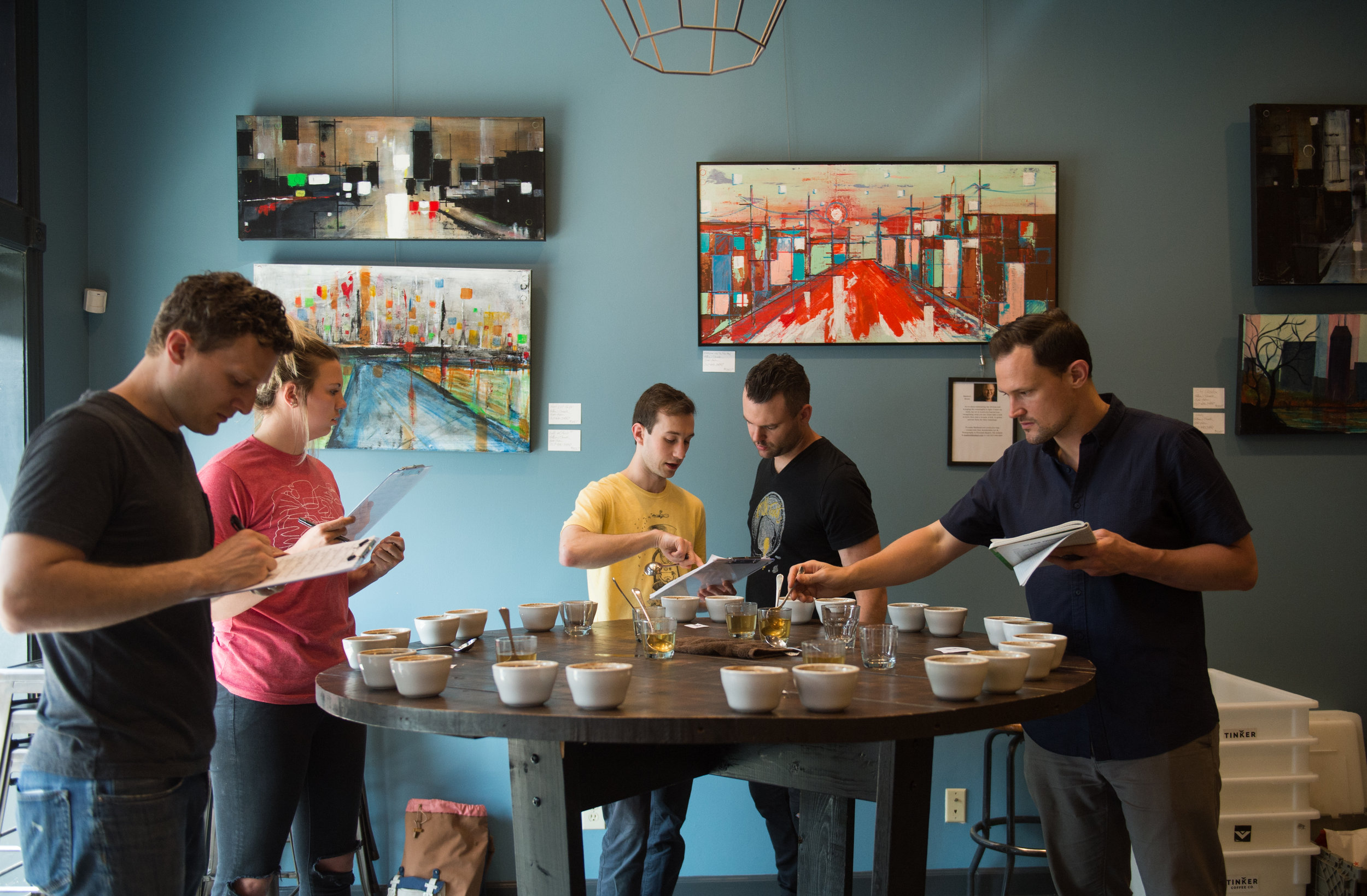 tinker crew cupping