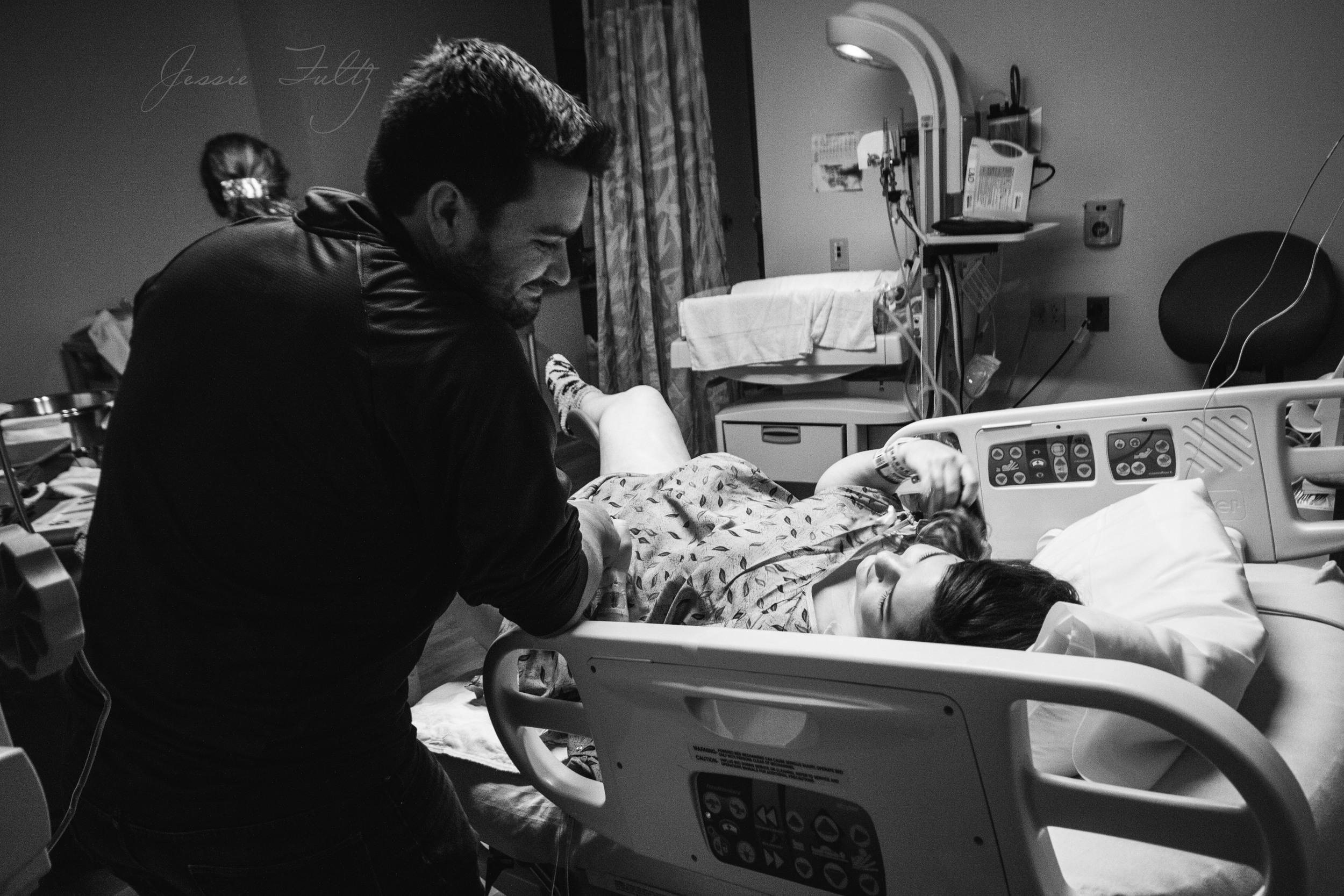 Asheville Birth Photography