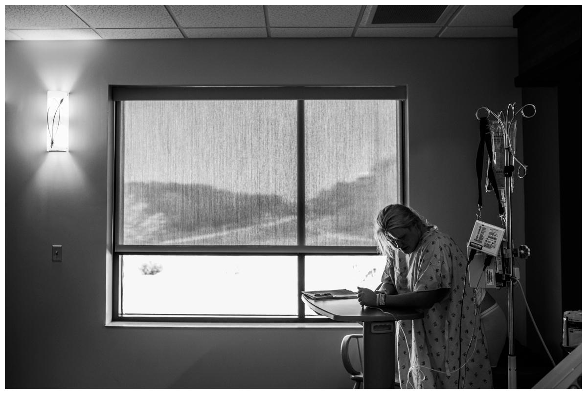 hendersonville hospital baby photography