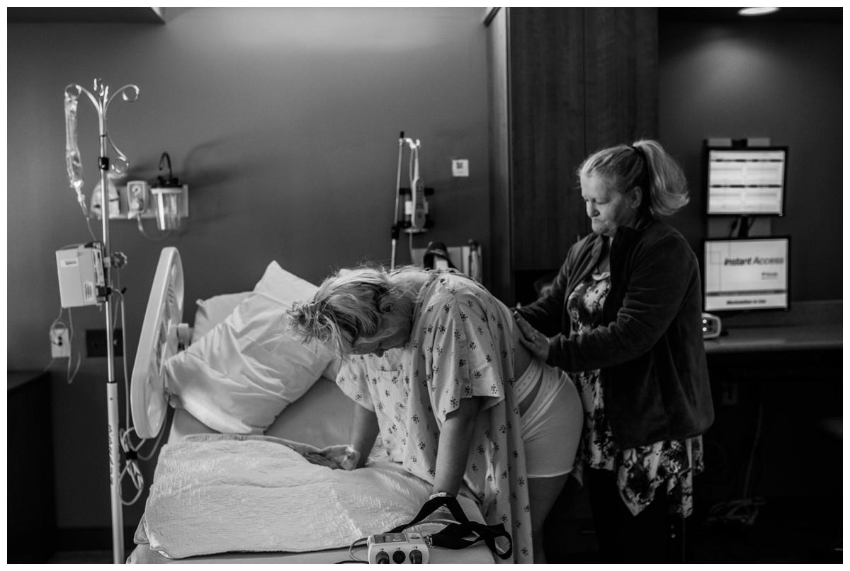 asheville hospital birth photography