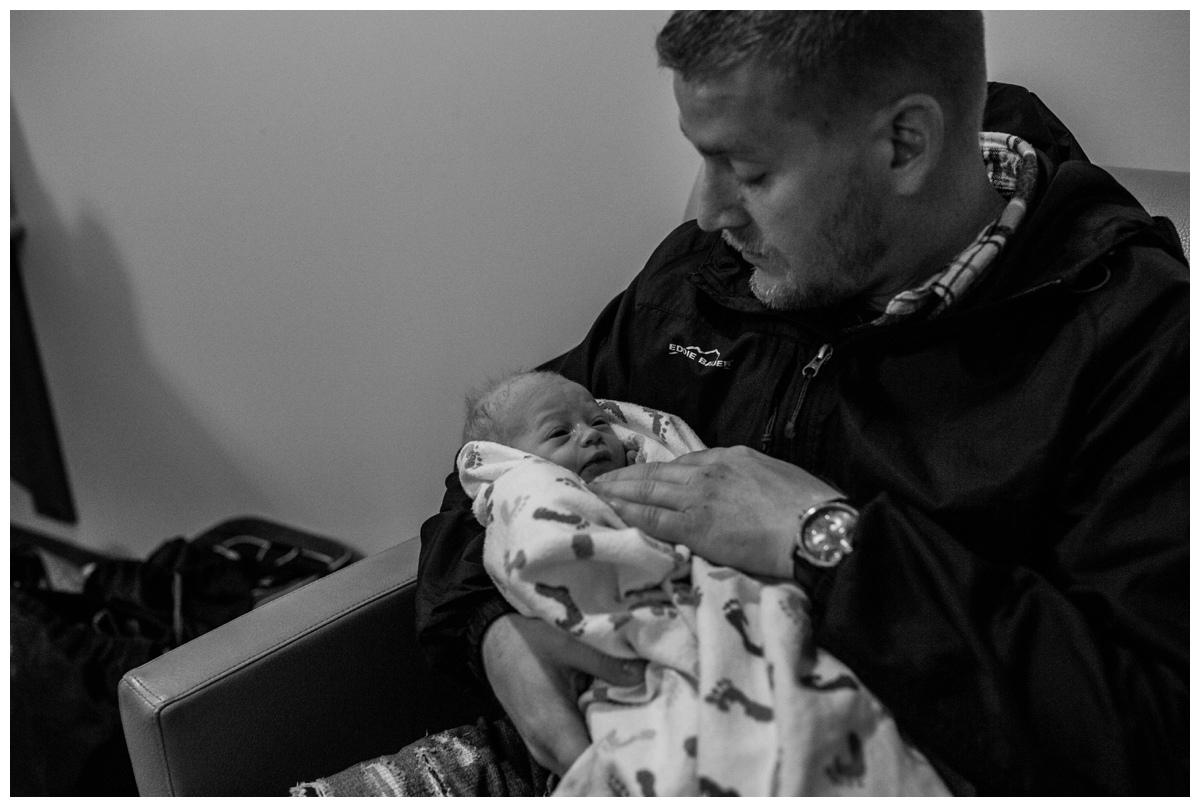 asheville hospital birth photographer
