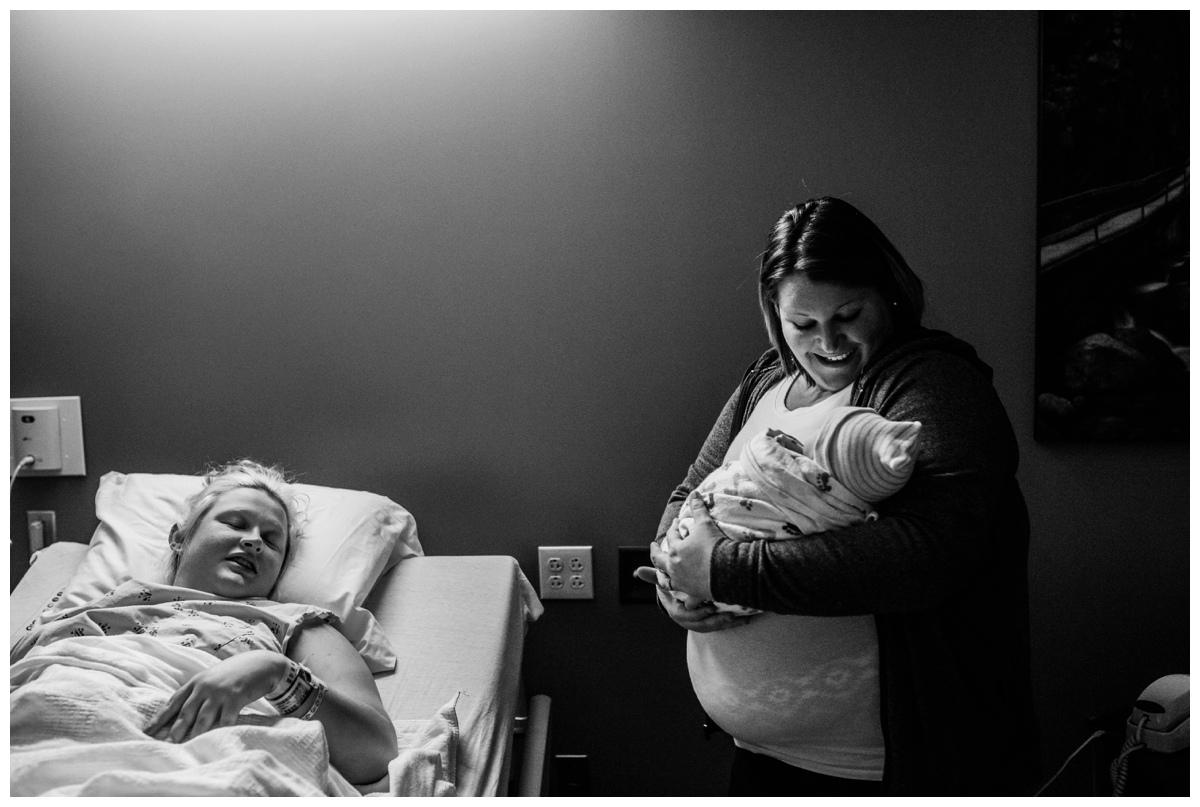 hendersonville birth pictures