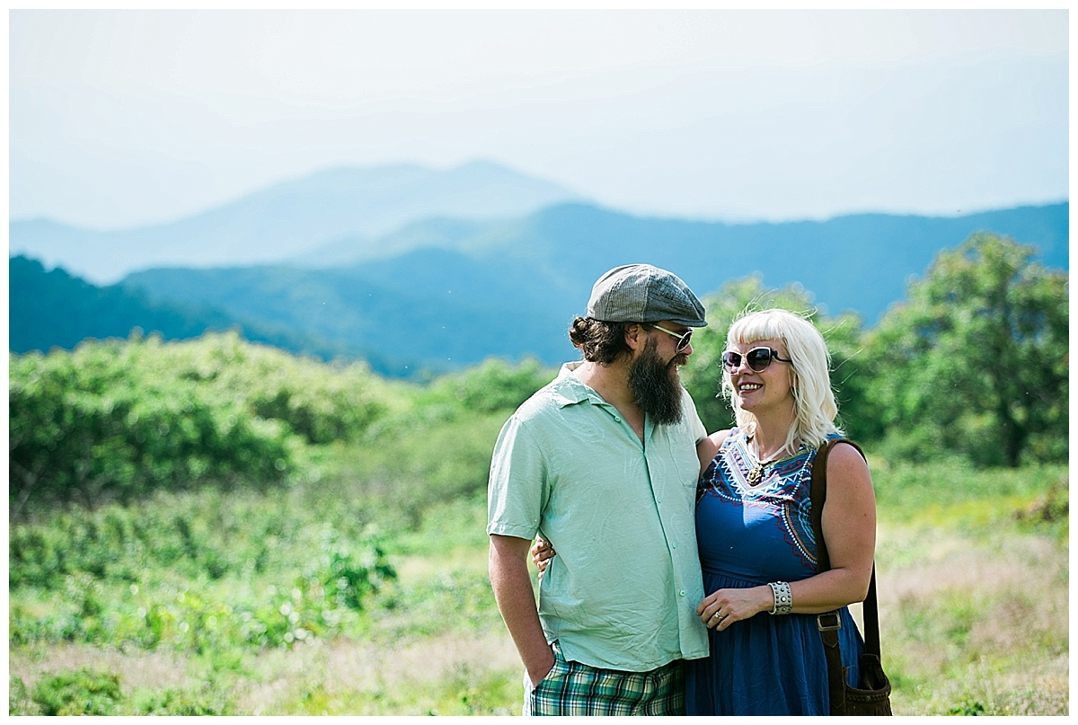 asheville proposal photographer