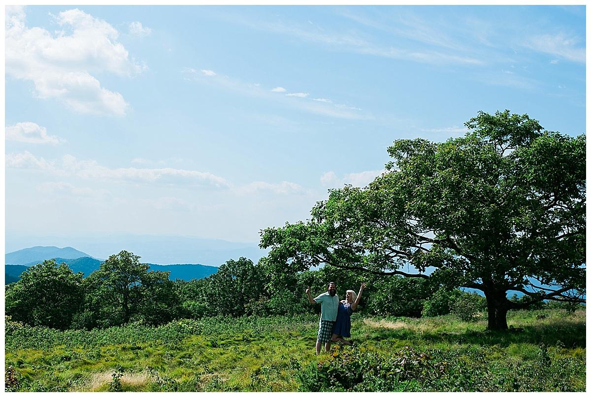 asheville craggy gardens proposal