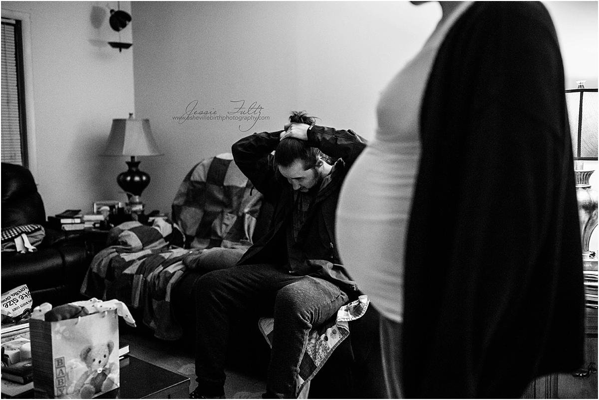 hendersonville birth photography
