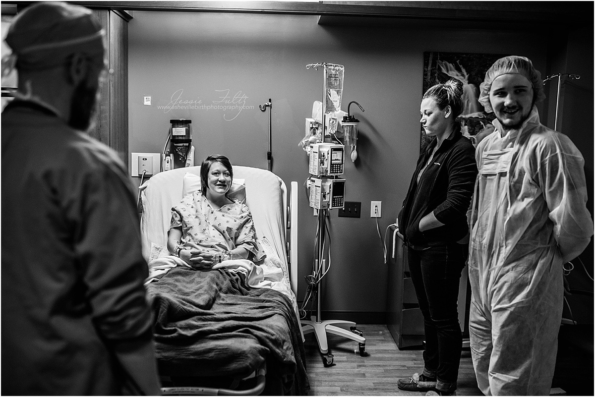 Hendersonville NC hospital photography