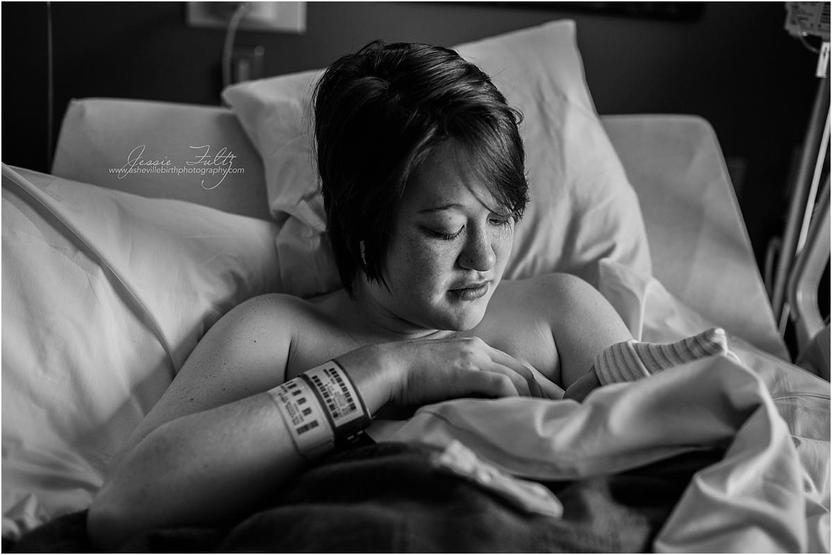 Asheville hospital photographer