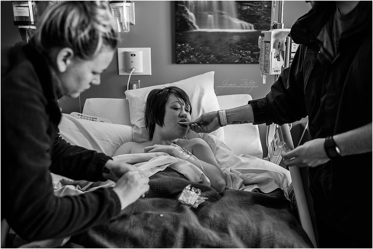 Asheville hospital photography