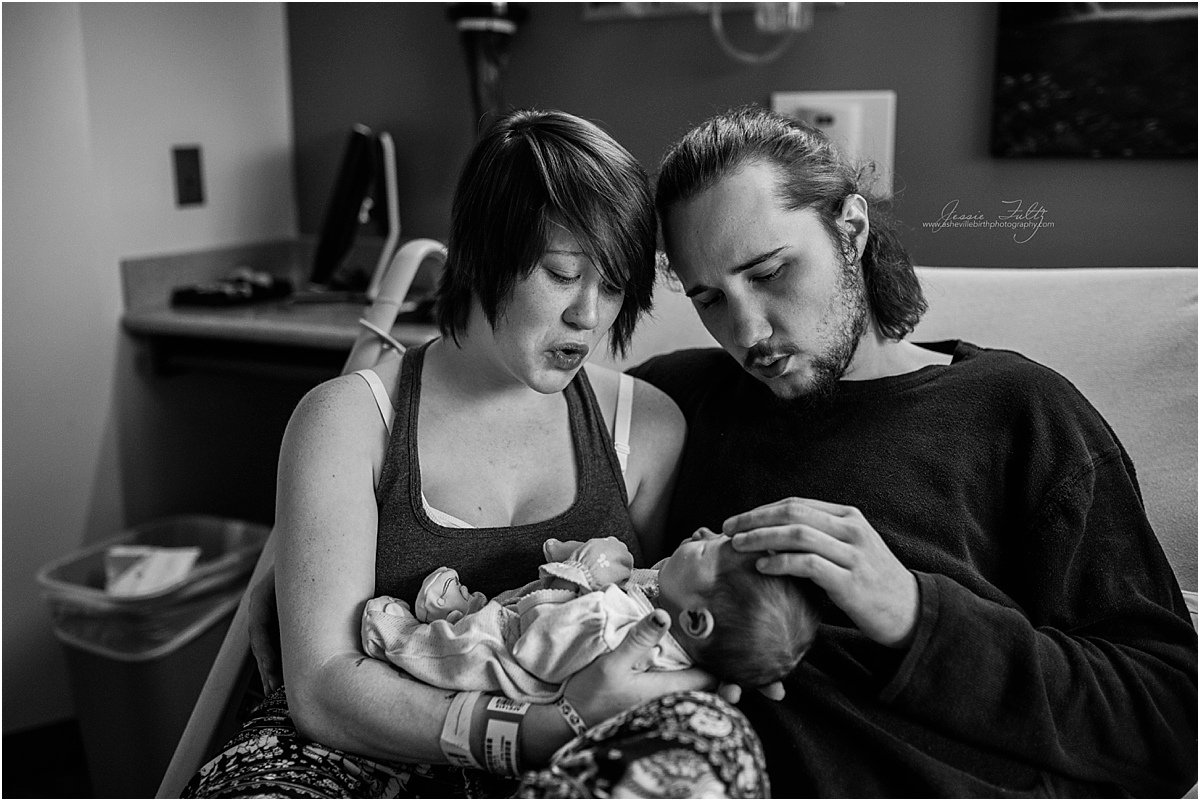 hendersonville nc baby photographer