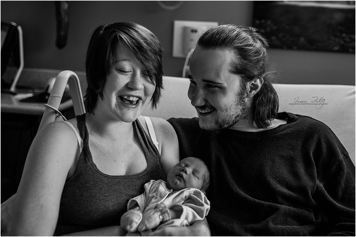 asheville newborn pictures