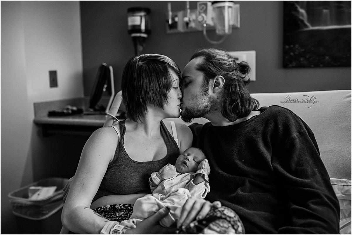 asheville newborn pictures