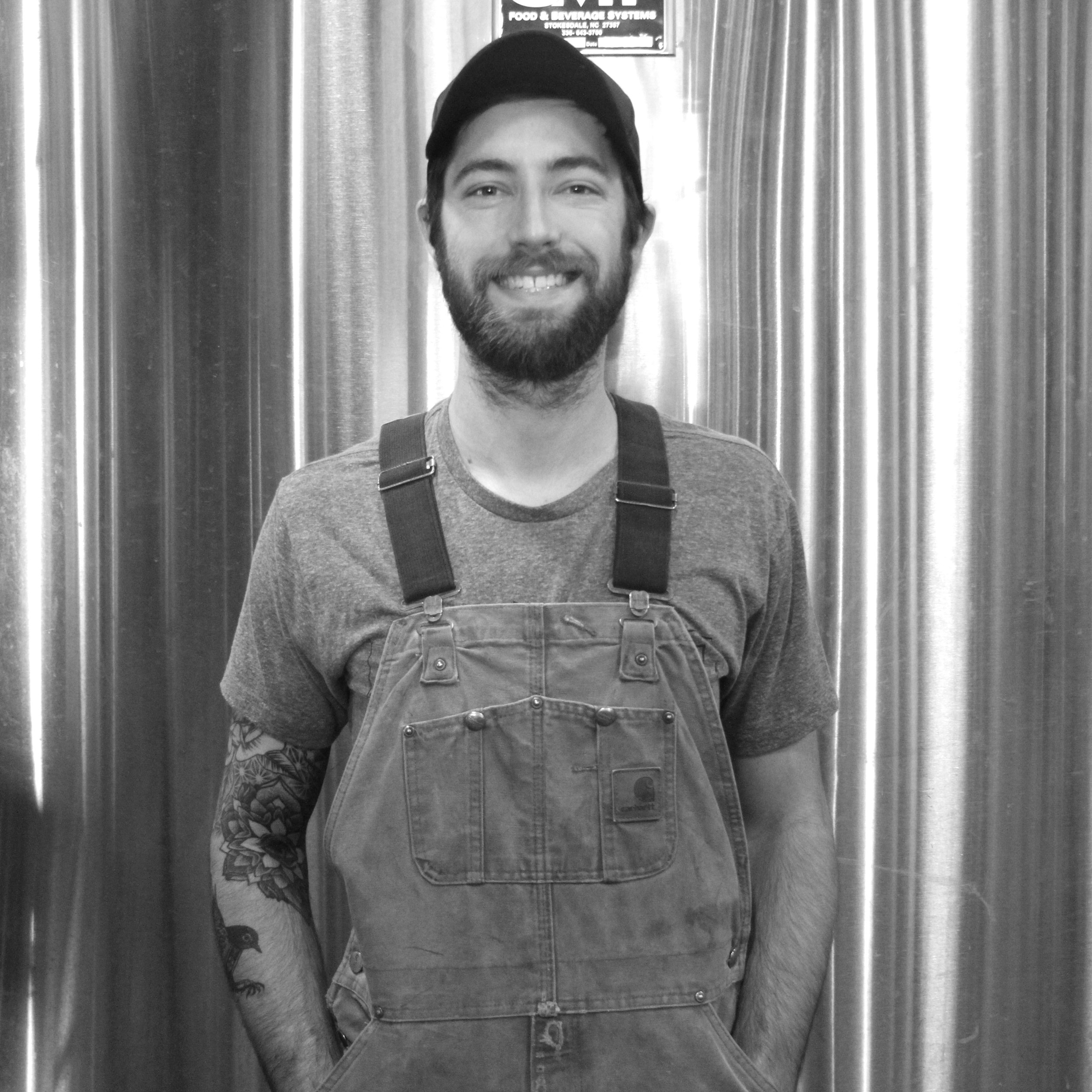griffin hans  Head Brewer- Snow Tire Facility