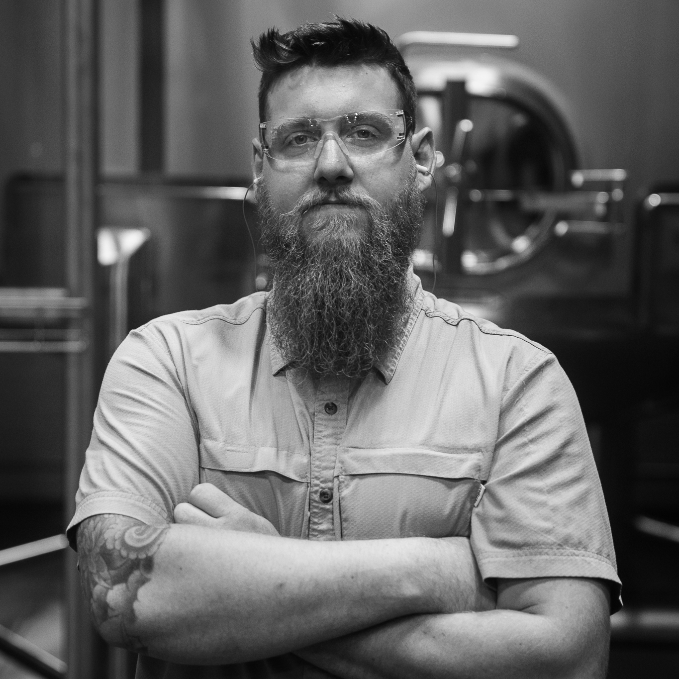 matt kilpatrick  BREWING ASSistant & packaging technician