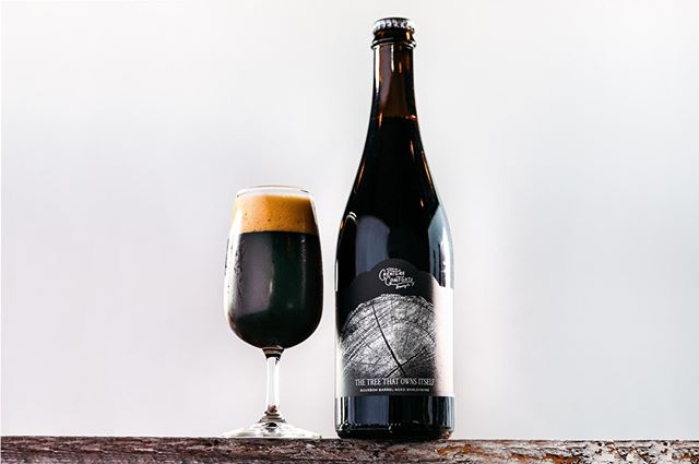 Happy #WoodCellarSaturday!  Friendly reminder that we will be releasing The Tree That Owns Itself next Saturday. The Tree That Owns itself is a bourbon barrel-aged barleywine (12.5%) and is named after an admired landmark in our community of Athens, Ga. The tree's owner, desiring to protect it, deeded ownership of the tree and surrounding land to itself. In honor of the local legend, which dates back to the 1800s, we brewed this barleywine that aged more than 2 years in bourbon barrels. Now that the beer has life beyond our care, we hope you will enjoy the malty, rich, and decadent complexity this beer grew into in extended maturation.  This beer will be available on draft and to-go in 750mL bottles at noon on Saturday, September 14. The bottle limit is 2/guest at 24.99/bottle.