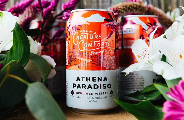 Teleportation isn't real just yet, but let us transport you to a tropical paradise with a little Athena Paradiso.