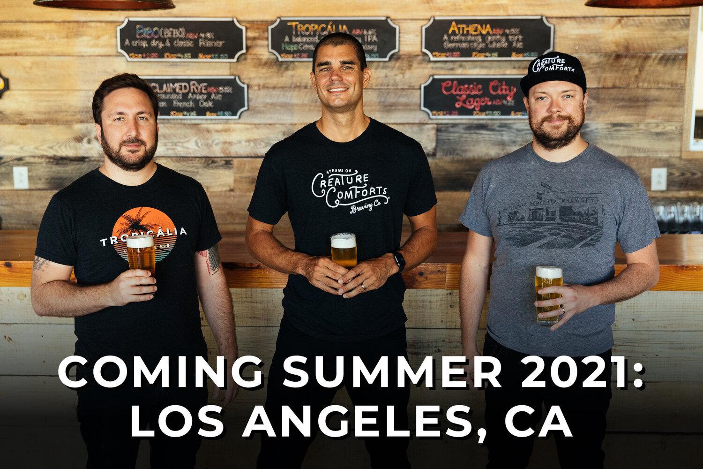 Best Summer Beers 2021 Creature Comforts Brewing Co., Georgia's Craft Beer Phenomenon