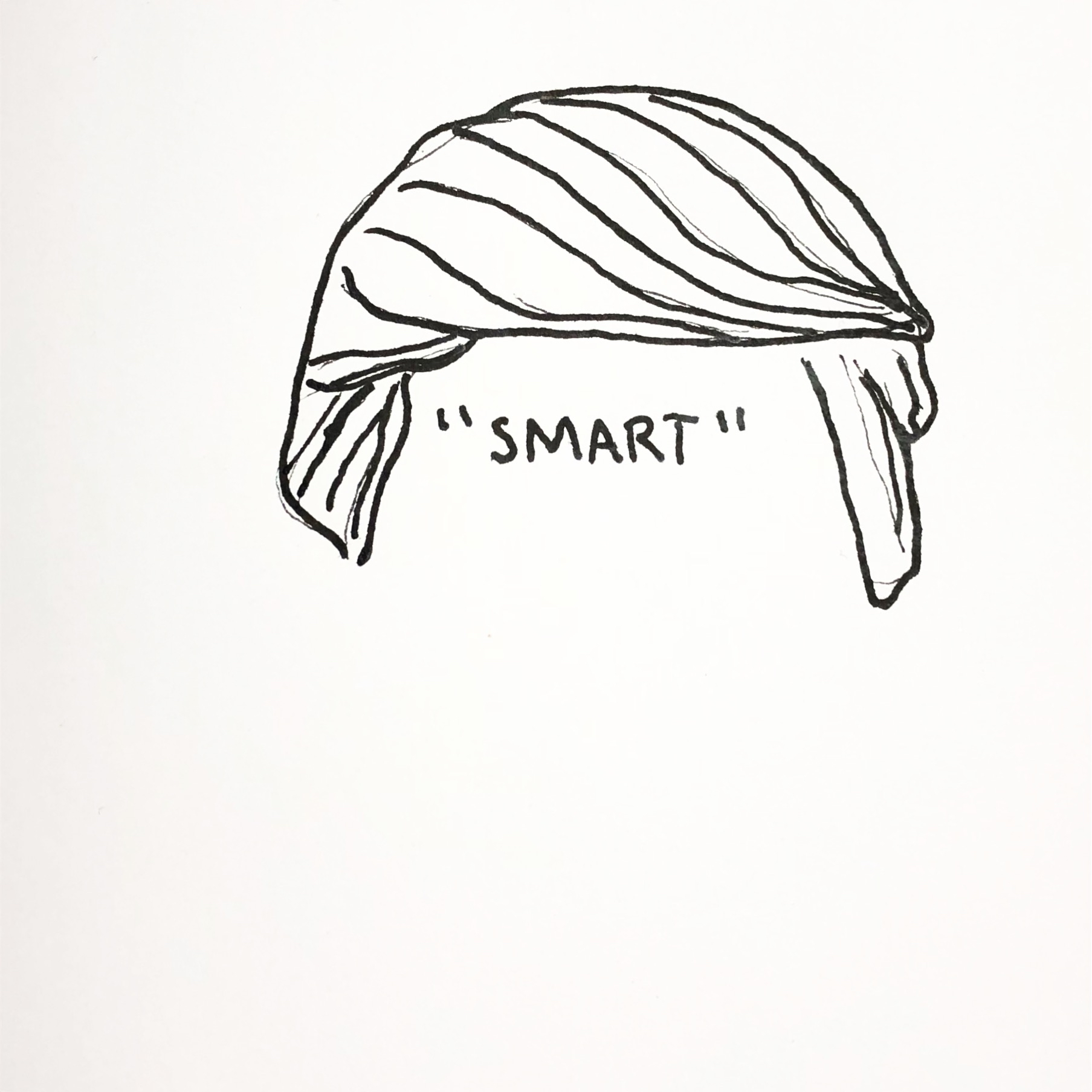 Smart: A word added to anything to denote that there's digital technology included, supposedly making the thing itself smart. https://t.co/Fdu5P4DBF9