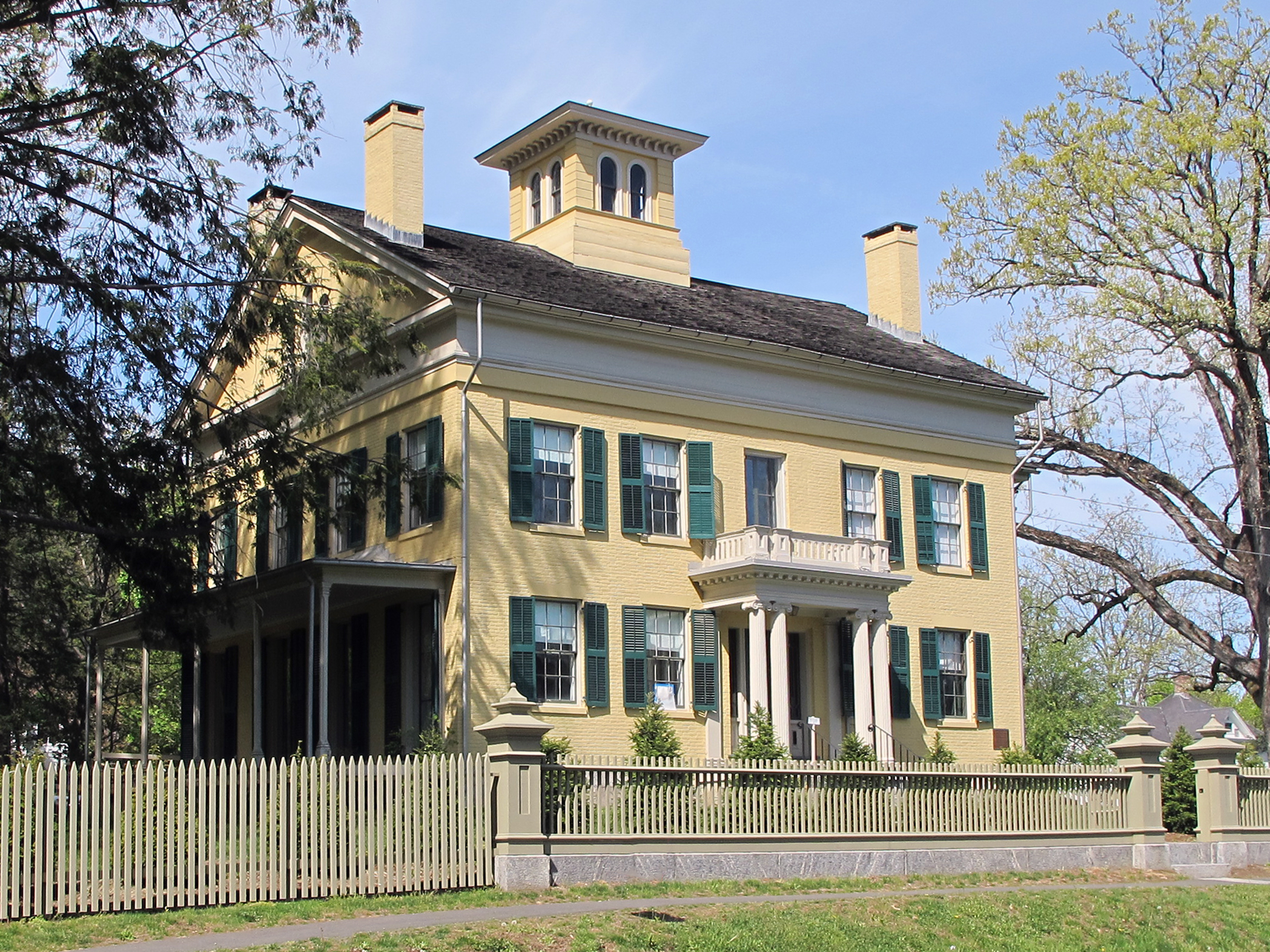 Dickinson Homestead - Amherst, MA