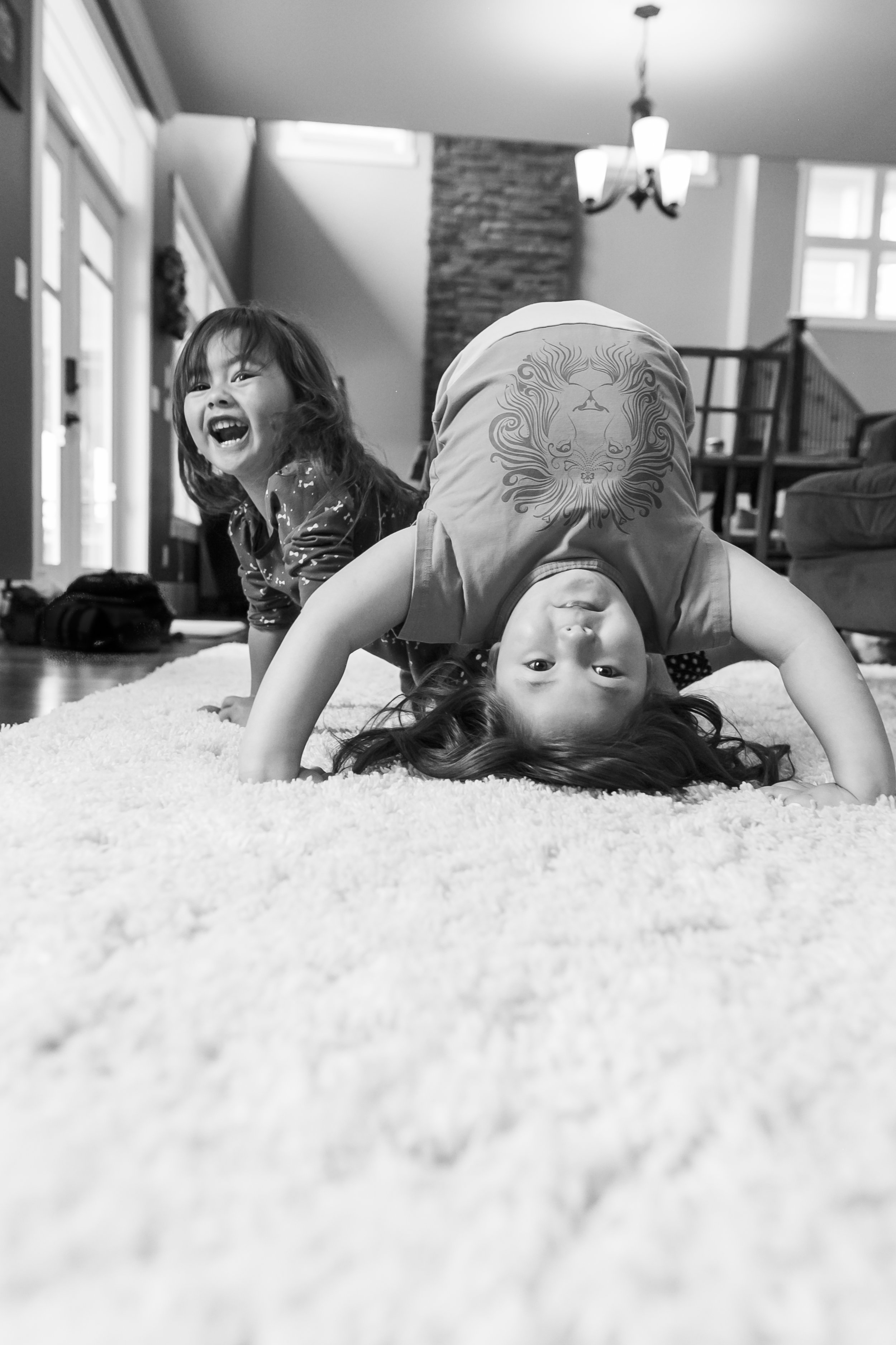 Surrey Family photographer. Vancouver family photographer, klutch Photography, documentary photography, candid photography, playing on carpet