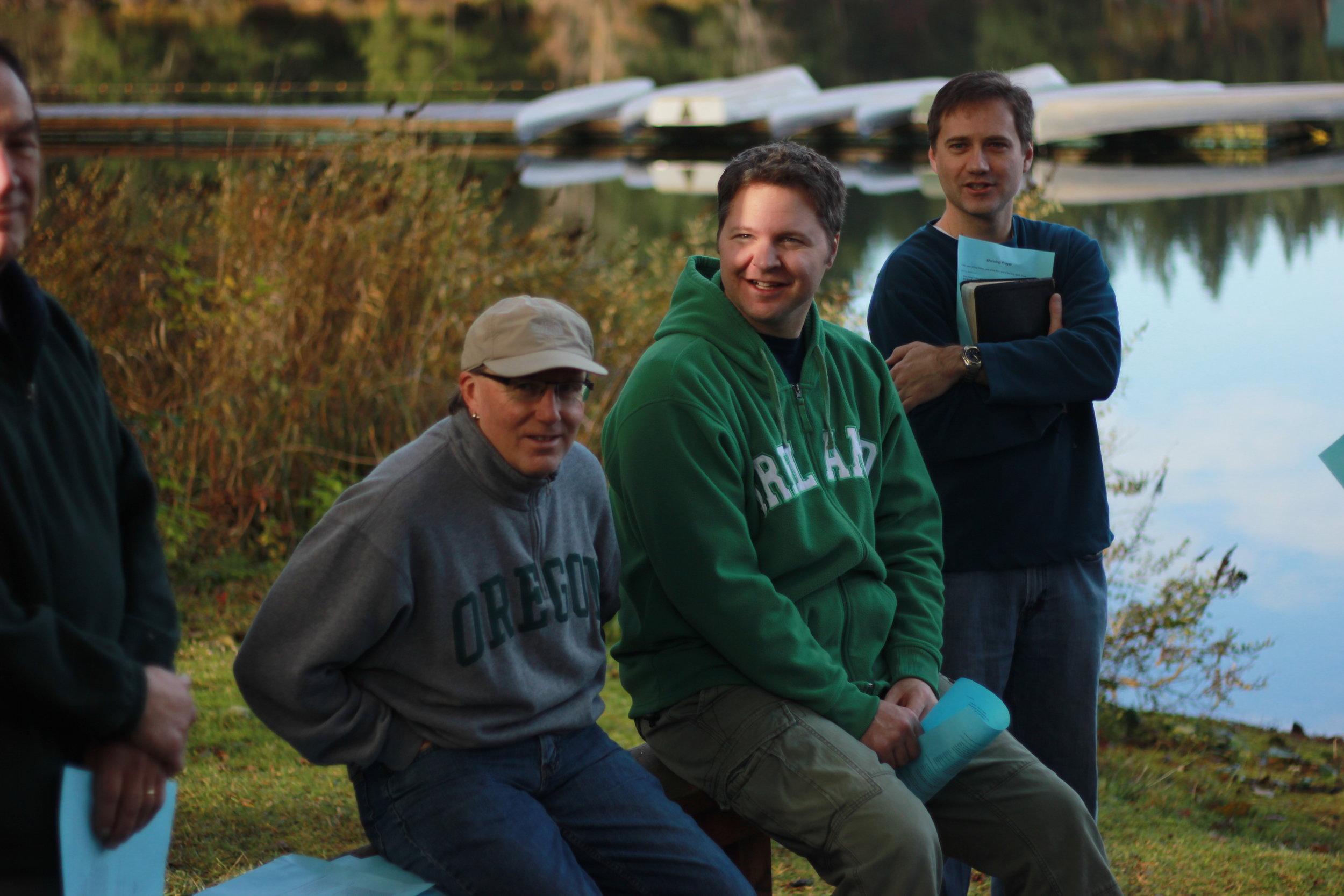 2012 All-Church Retreat @ Black Lake Camp