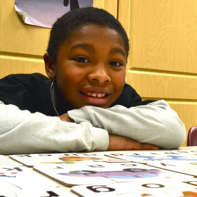 TAP (Trinity Afterschool Program) - facilitates one-on-one literacy assistance with 10-12 first and second graders from Bryant Montessori (a public Montessori school) each day after school.