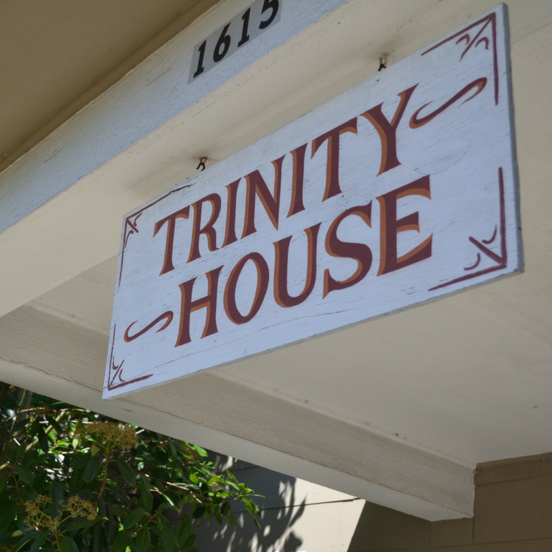 Trinity's Front Door - Trinity's Front Door assists approximately 30 neighbors each week with basic needs like bus fare, rent or utility assistance, and resource sharing.