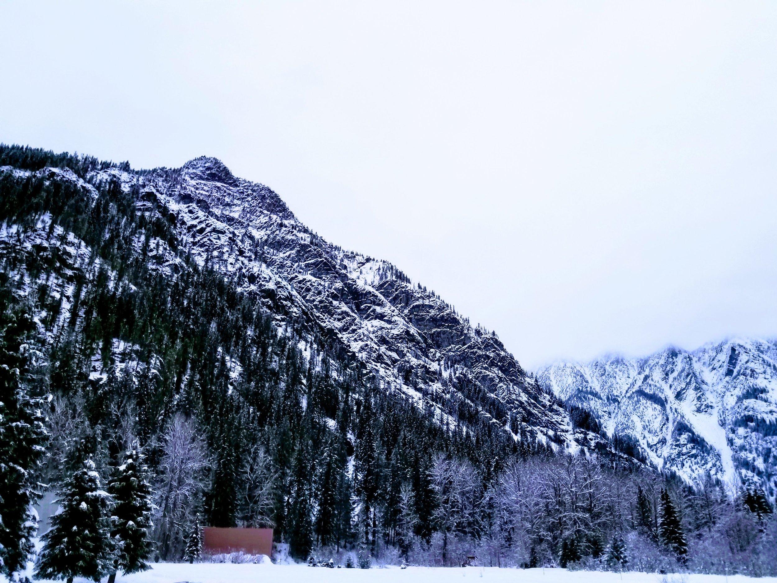 Beautiful camp Tall Timber.