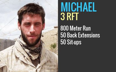 Michael McGreevy | Age 30 | Portville, NY   Navy Lieutenant who was killed in Afghanistan June 28 2005.