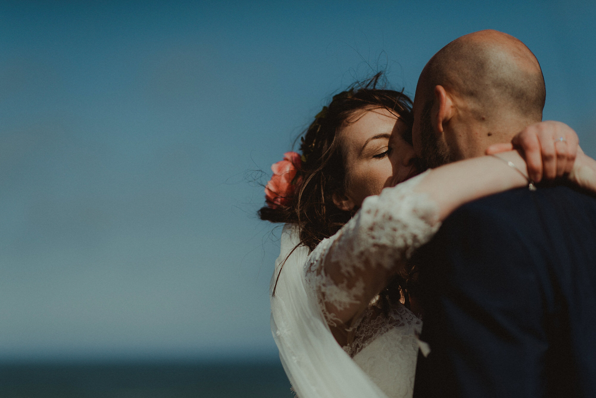 Epic Wedding at Harvest Moon, East Lothian | Nikki Leadbetter
