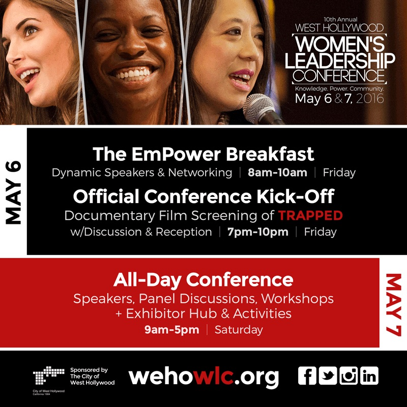 Exhibitor at 10th Annual Women's Leadership Conference