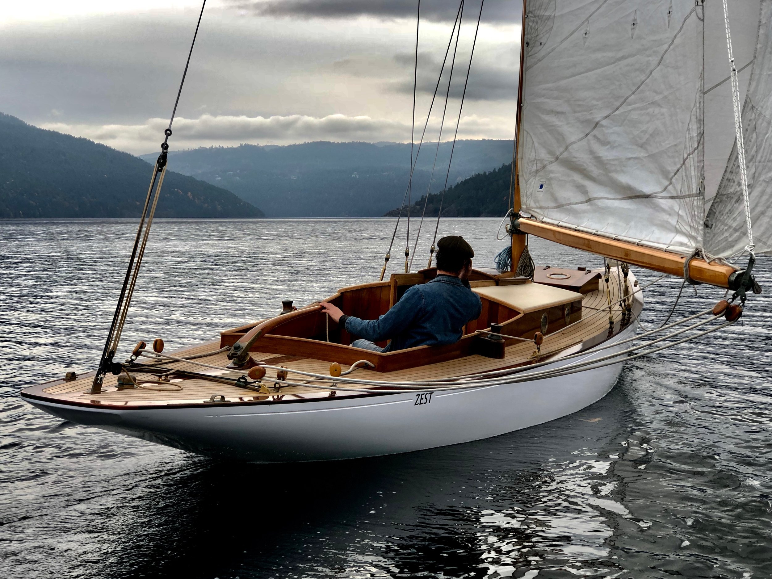- Victoria Classic Boat Festival Awards:Best TenderBest Pulling BoatBest ReplicaBest RestorationBest Overall PowerBest Overall SailBest Work BoatBest Motor Sailor2019 Classic Boat Magazine Winner:Best Restoration for Carlotta 1899
