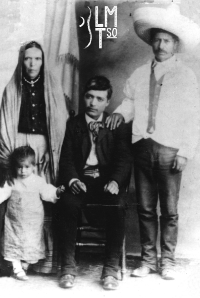 Grandparents (Hernández Family) of Barrientos Brothers
