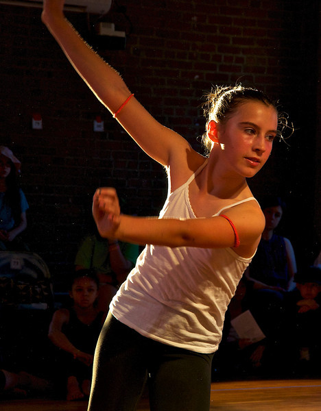 Ava in performance in 2012.