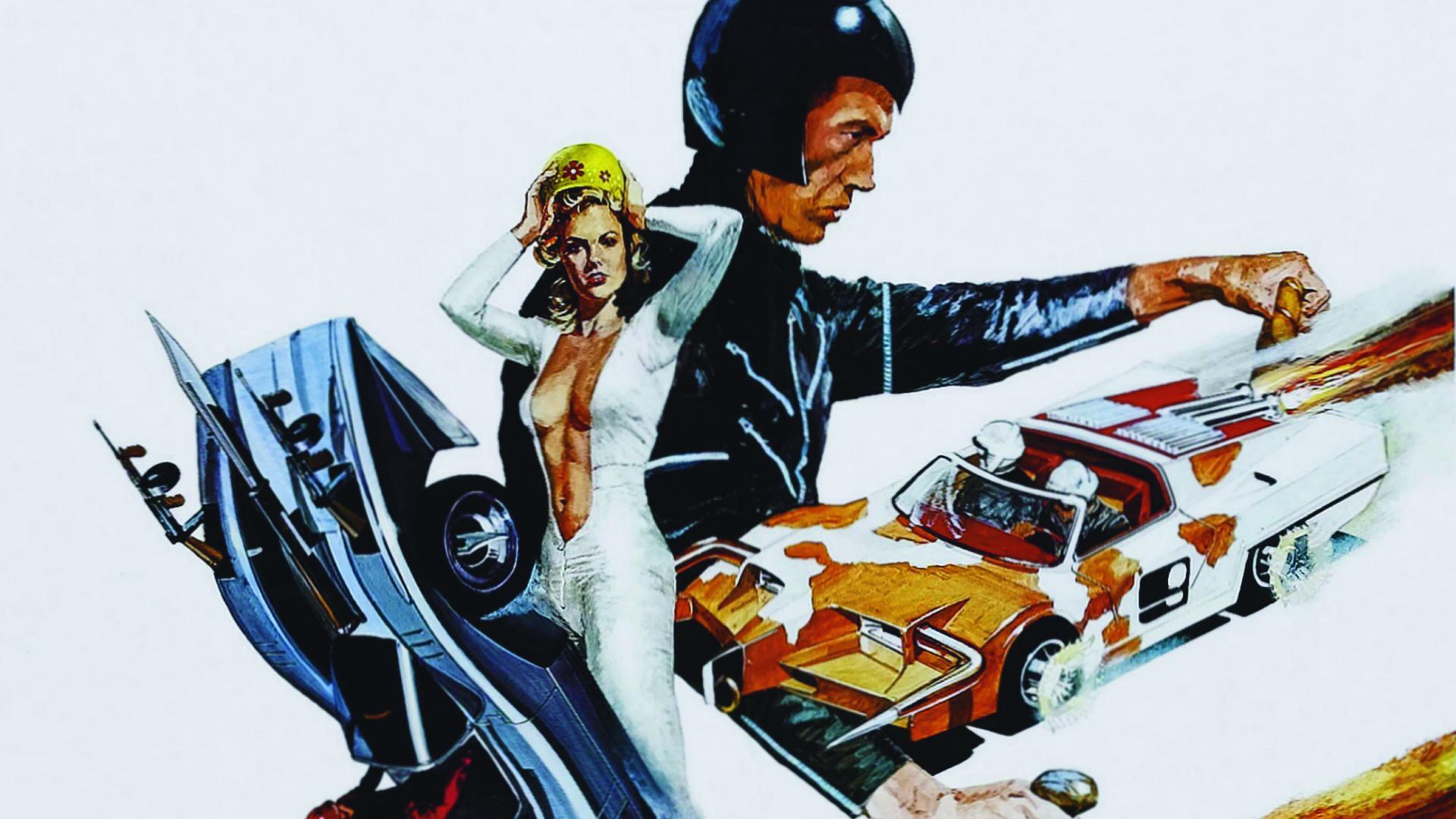 Death Race 2000 1975 Admiral Theatre