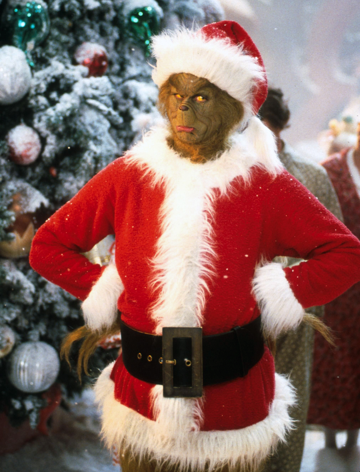 How The Grinch Stole Christmas Movie.6 Movie Night How The Grinch Stole Christmas Admiral Theatre