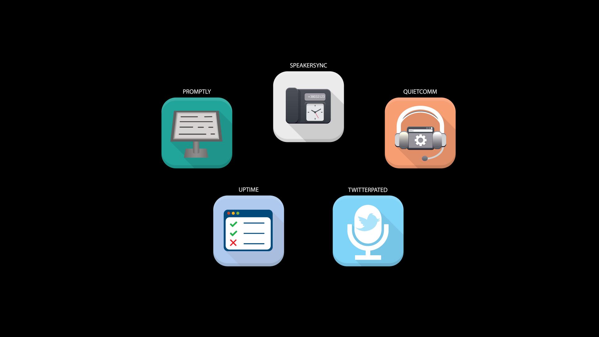 Custom AV Software Products