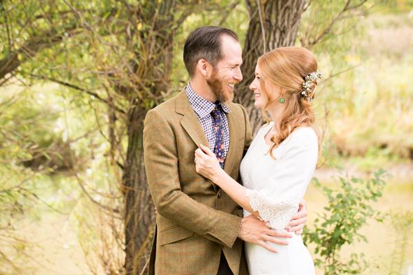 Melissa & Noah at Boyle Bros. Farm