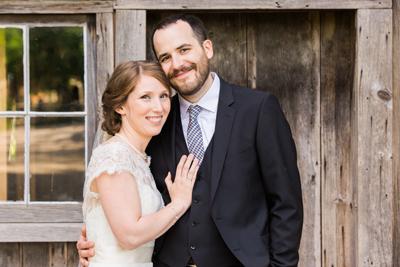 Anna & Adam at Black Creek Pioneer Village