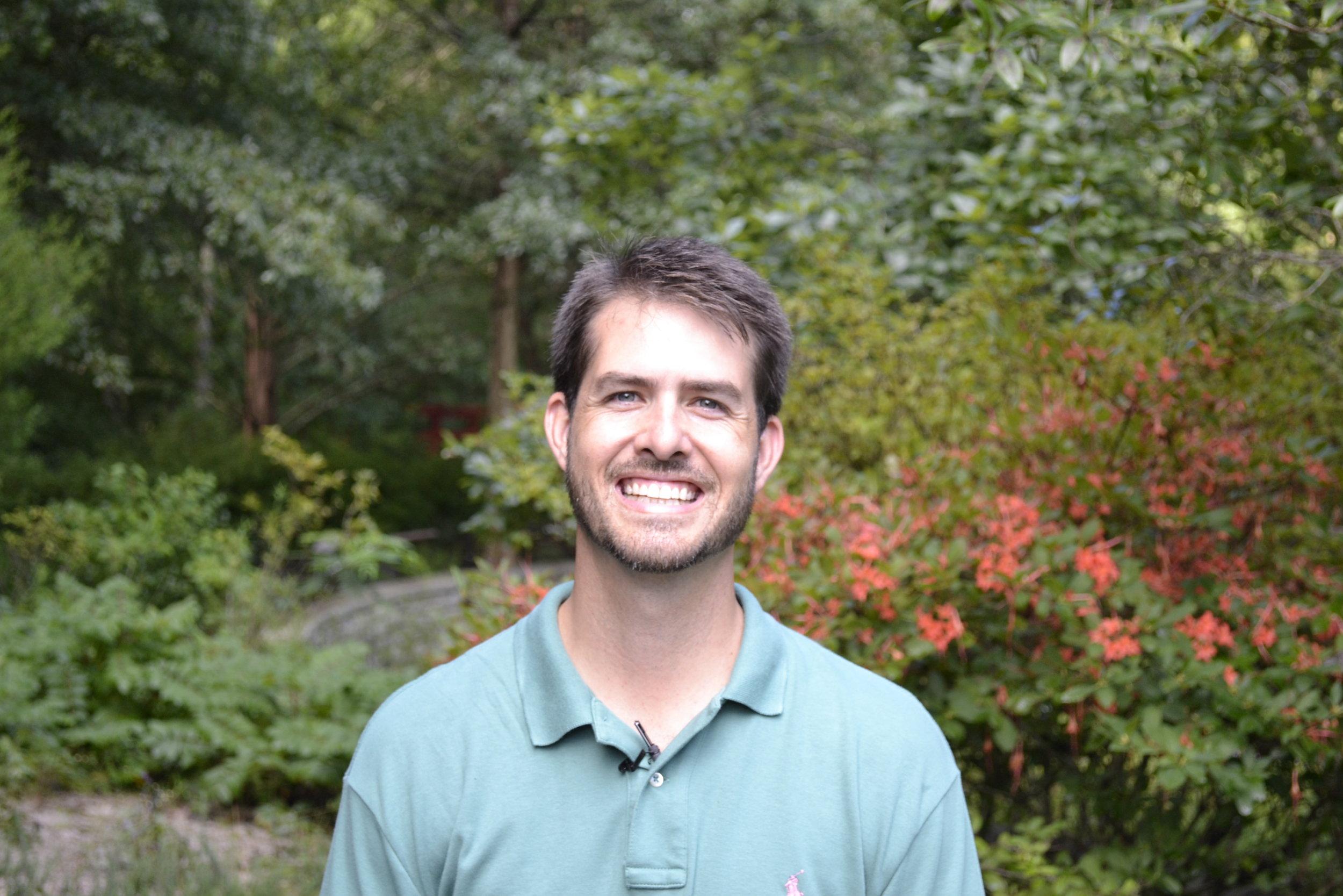 Pastor Jonathan Barlow
