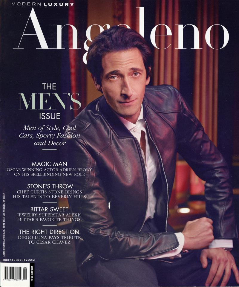 Angeleno Magazine April 2014