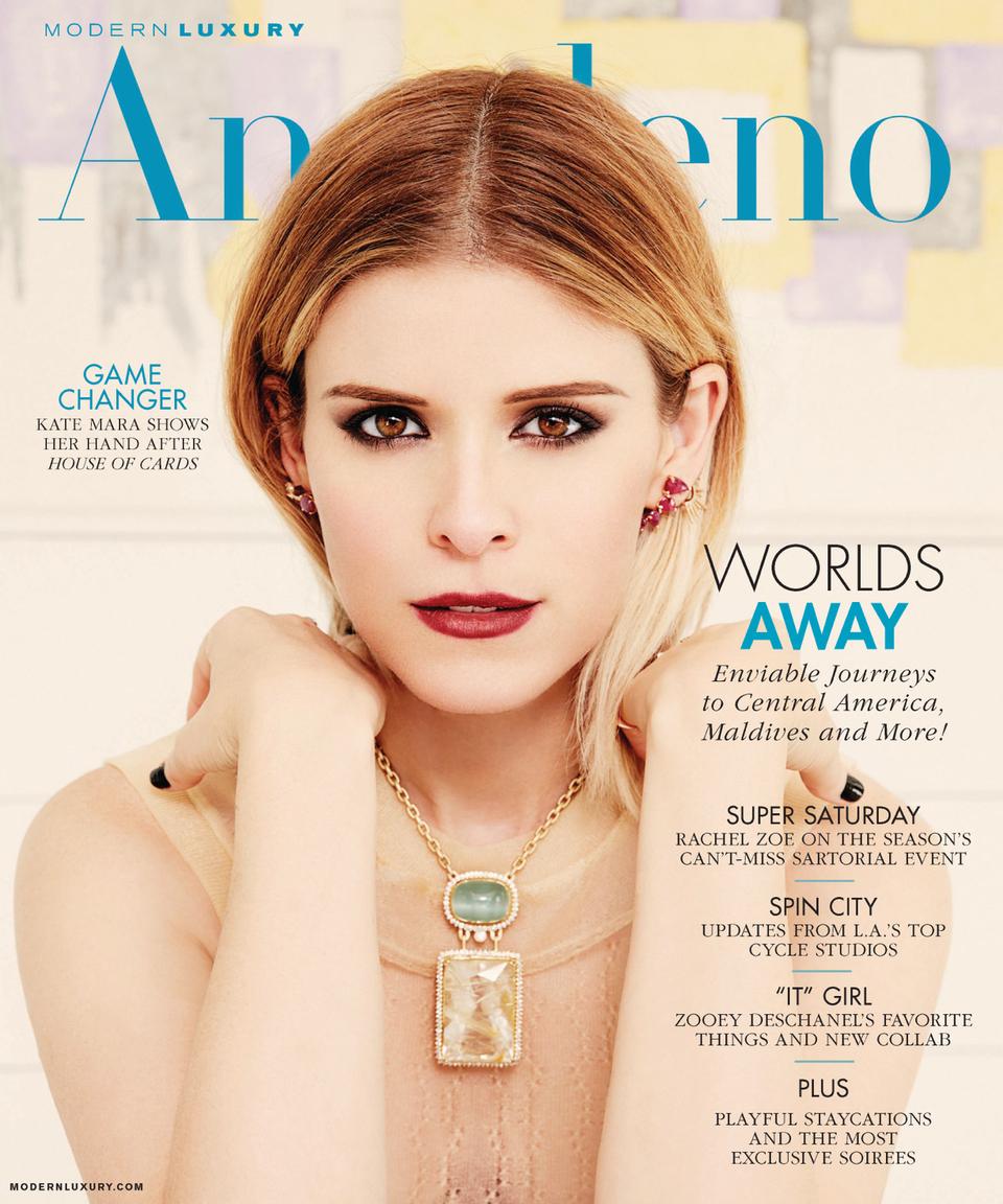 Angeleno Magazine May 2014