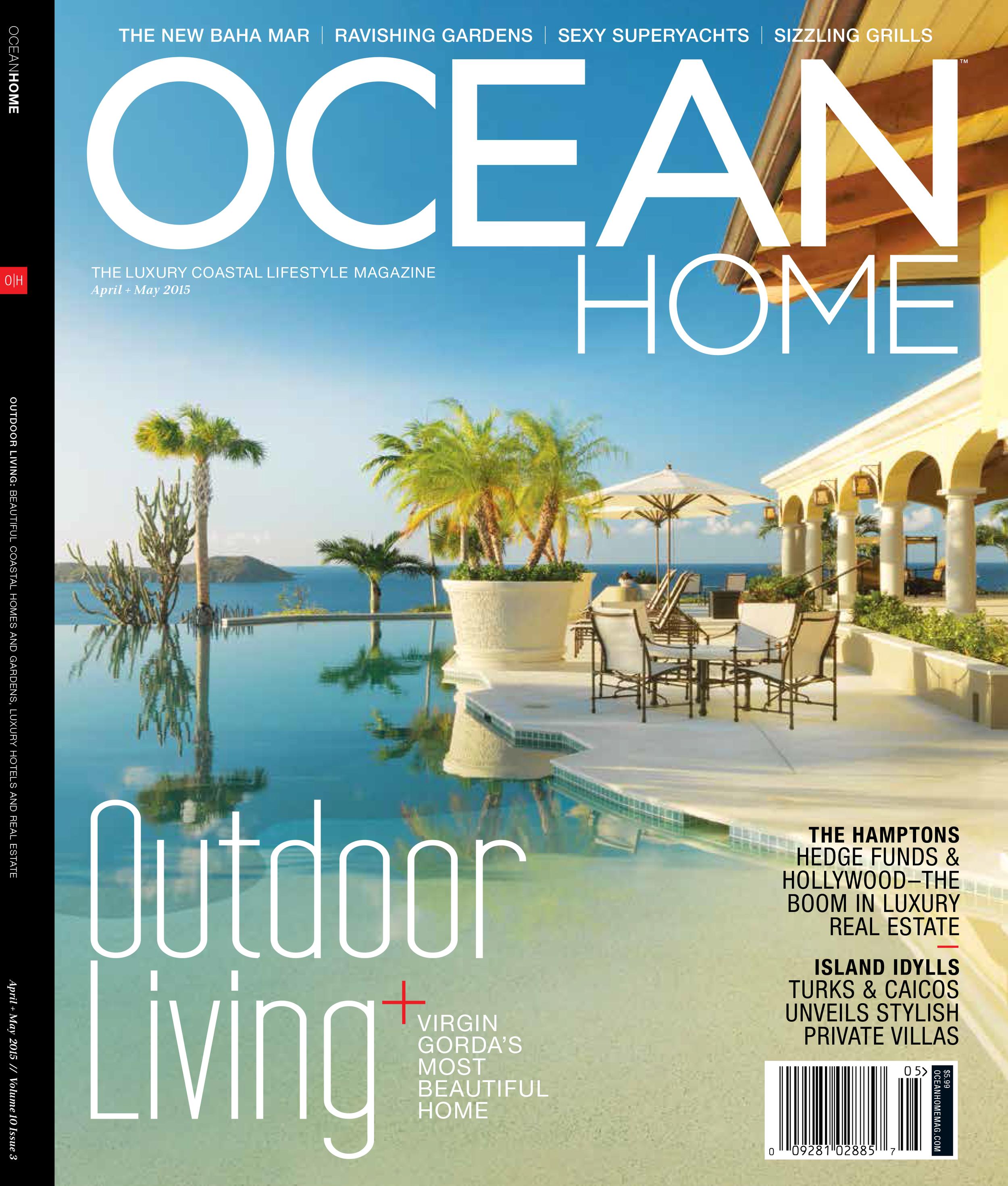 OCEAN HOME Apr/May 2015