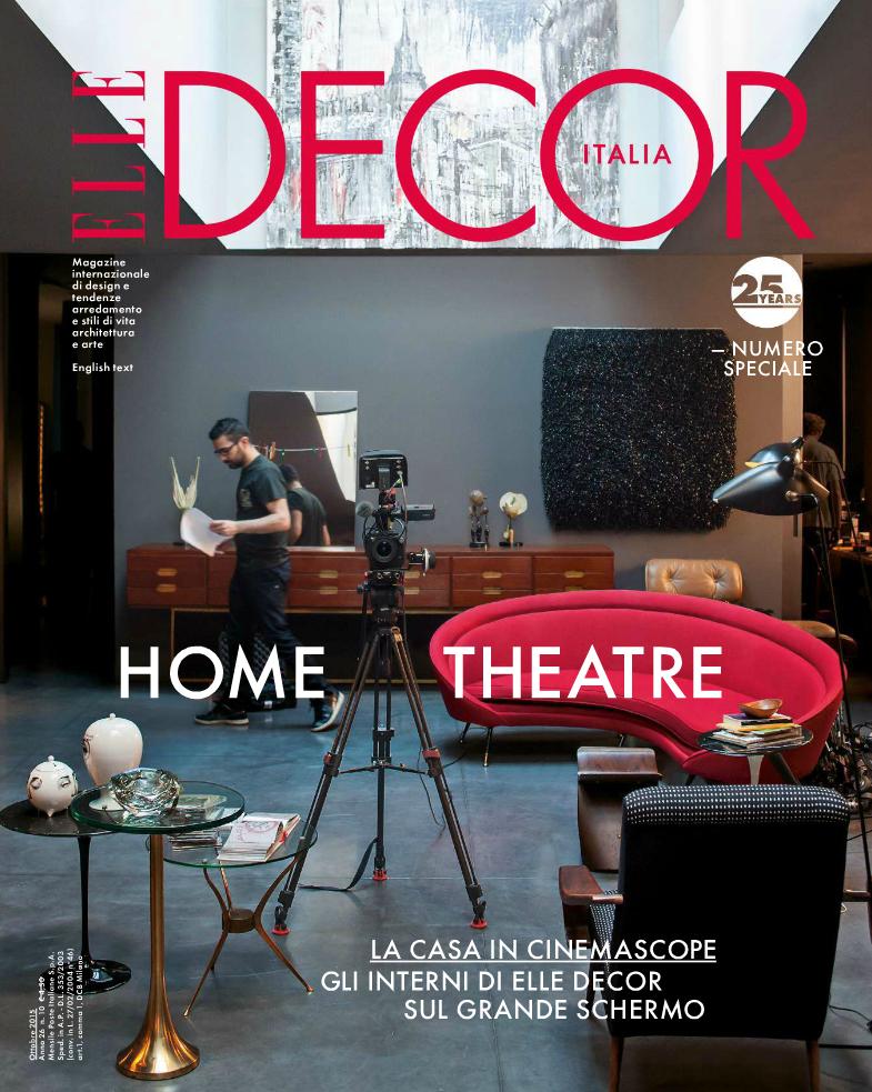Elle Decor Italia October 2015