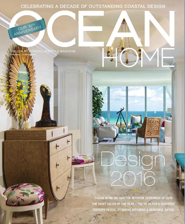 OCEAN HOME Feb/March 2016